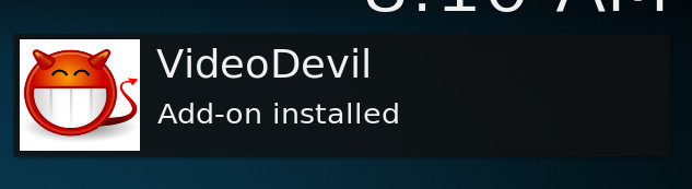 How To Install VideoDevil on Kodi 17 And Above Versions