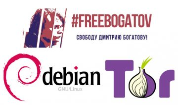 Debian & Tor member Bogatov arrested