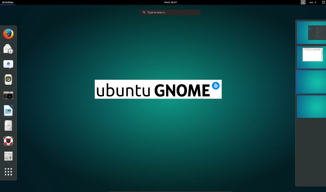 Ubuntu reverts to GNOME desktop environment