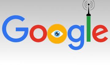 Google tracking offline