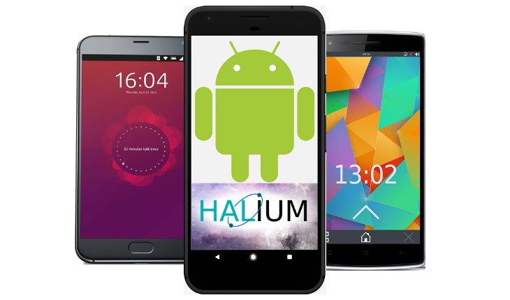 Halium project