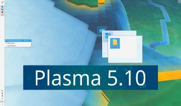 Plasma 5.10 released