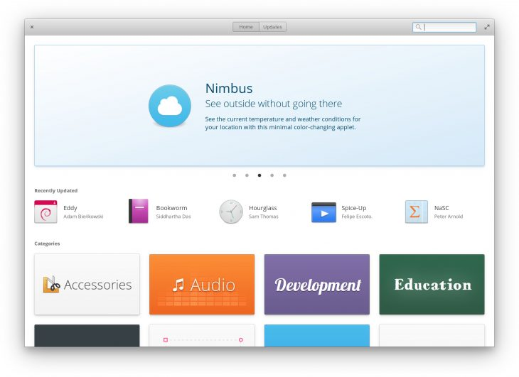 elementary OS 0.4.1 AppCenter now supports 3rd-party apps