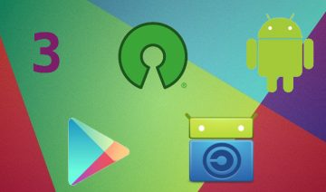 3 open source Android apps
