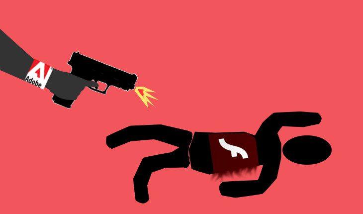 Adobe Kills Flash