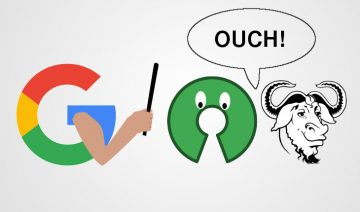 Google hits Free and Open Source
