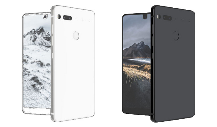 Essential Phone first shipment
