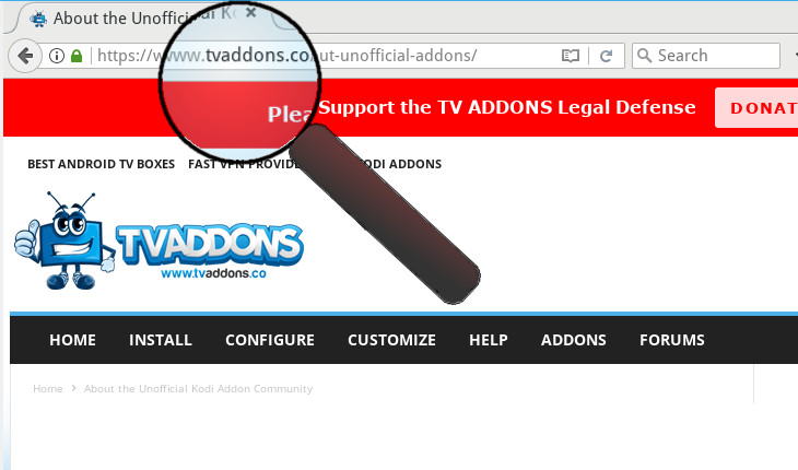 TVAddons are back online
