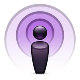 Apple iTunes Podcasts-icon