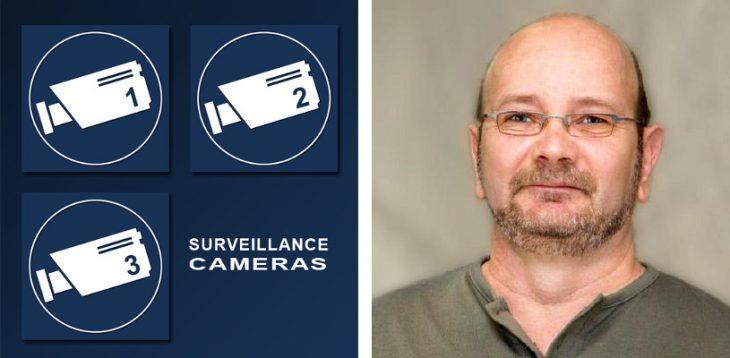 Kodi addon 'Surveillance Cameras' - one of Birger Jesch's addons found in official Kodi repository
