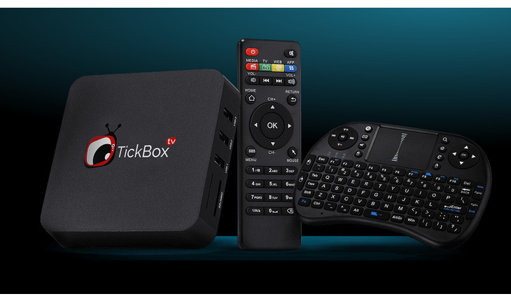 TickBox TV sued by Major media companies