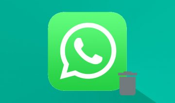 WhatsApp deleting messages for everyone